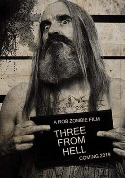 News: Weiters Bild zu Rob Zombies THREE FROM HELL & gesammelte Werke