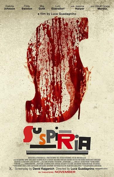 News: SUSPIRIA - Teaser Trailer zur Neuauflage