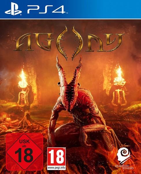 Review: AGONY (Spiel)