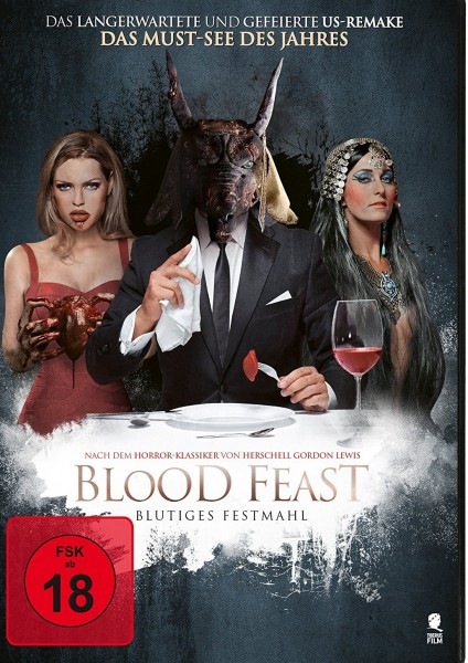 Review: BLOOD FEAST (2016)