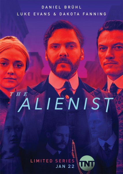 Review: THE ALIENIST (Serie) (2018)