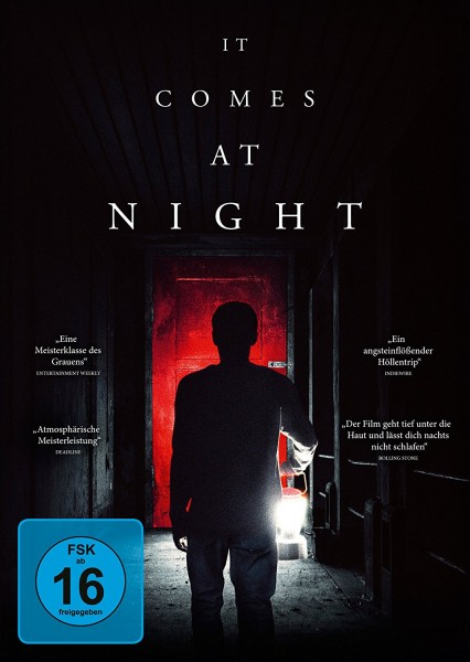 Review: IT COMES AT NIGHT (2017)