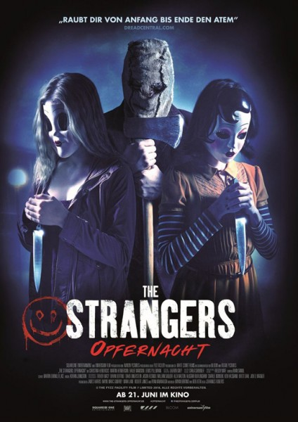 Gewinnspiel: THE STRANGERS: OPFERNACHT