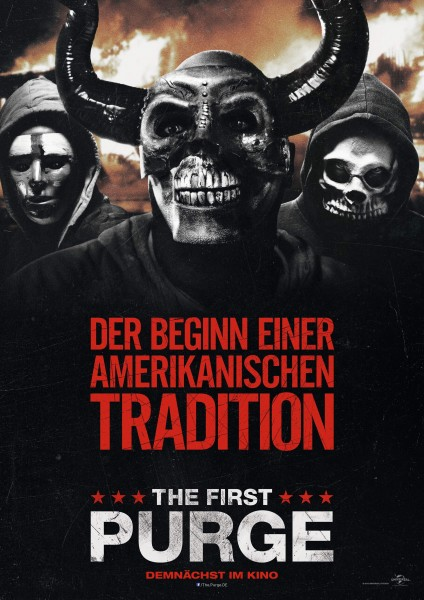 Review: THE FIRST PURGE (2018)