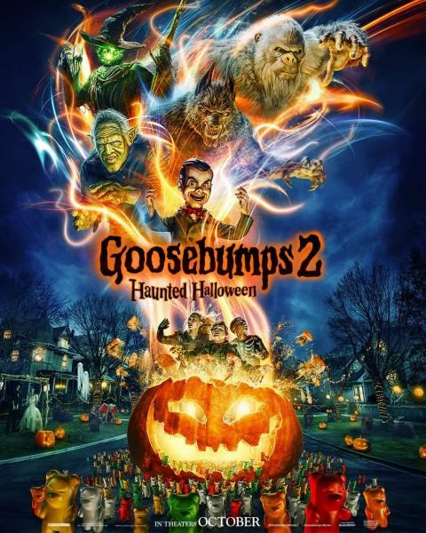 Trailer zu GÄNSEHAUT 2: Haunted Halloween erschienen