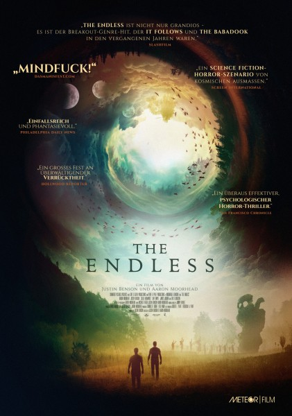 Review: THE ENDLESS (2017)