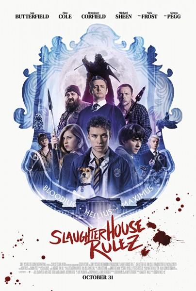 News: SLAUGHTERHOUSE RULEZ - Trailer