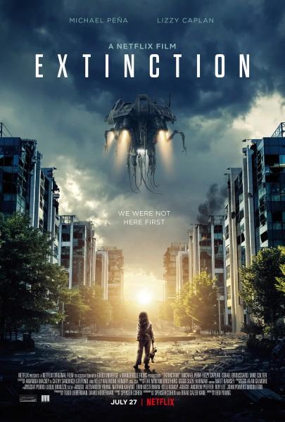 Review: EXTINCTION (2018)