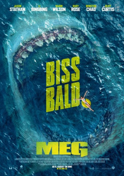 Review: MEG (2018)
