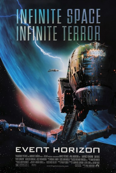 Classic-Review: EVENT HORIZON (1997)