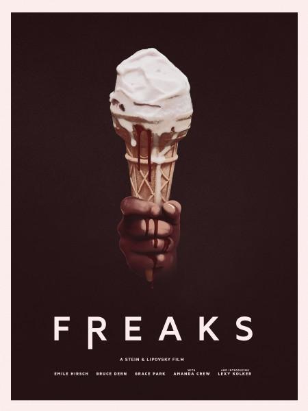News: Psycho Sci-Fi Thriller FREAKS feiert Premiere beim Toronto International Film Festival