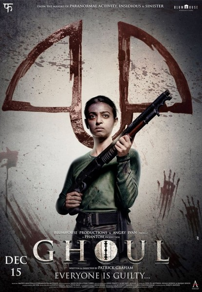 Review: GHOUL (Serie) (2018)
