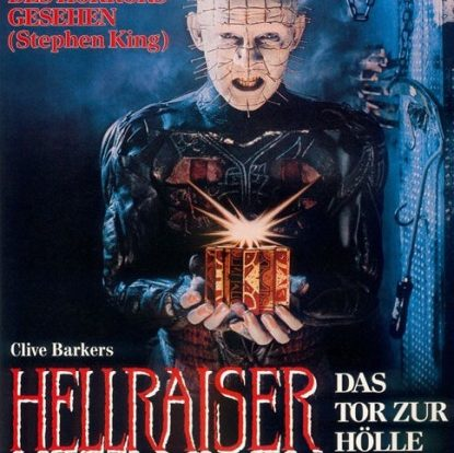 Classic-Review: HELLRAISER (1987)