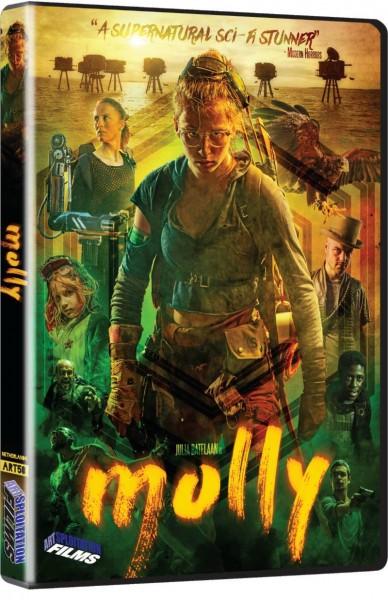 News: DVD und VOD Release zu Sci Fi Thriller MOLLY