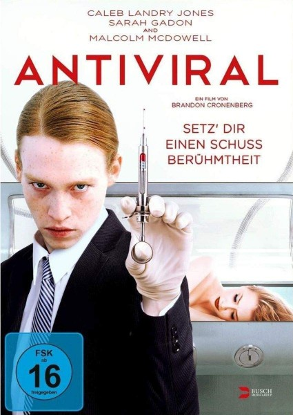 Review: ANTIVIRAL (2012)
