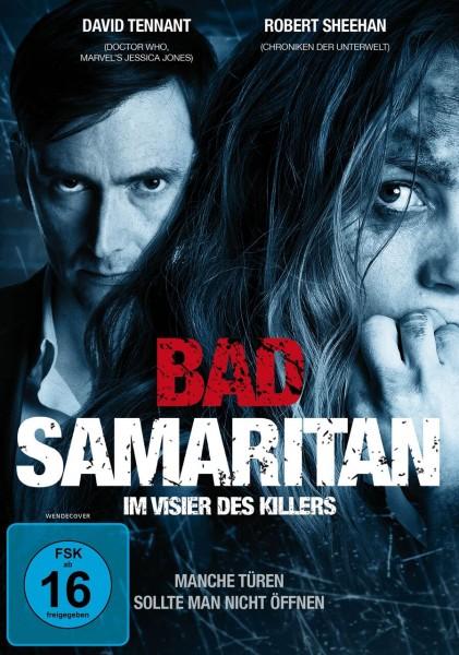 Gewinnspiel: BAD SAMATARIAN - 3 Discs zu gewinnen