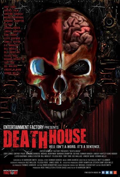 News: DEATH HOUSE - Update zur Veröffentlichung