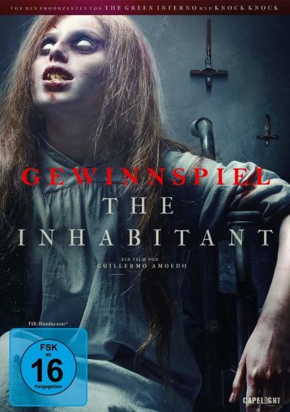 Gewinnspiel: THE INHABITANT - 2 Discs zu gewinnen