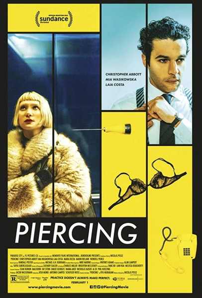 News: PIERCING - Trailer