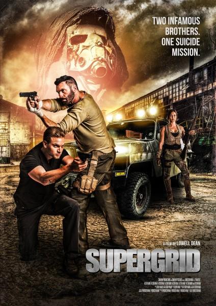 News: Post-Apokalyptischer Roadmovie im MAD MAX Stil - Trailer zu SUPERGRID
