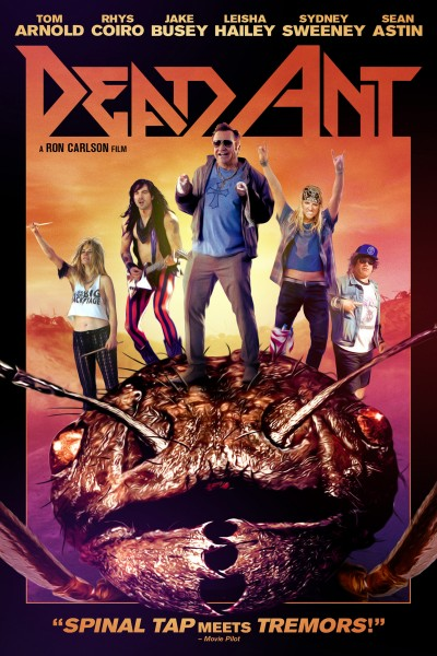 News: SPINAL TAP trifft TREMORS - Trailer zu DEAD ANT