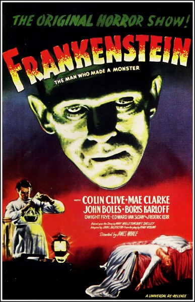 Classic-Review: FRANKENSTEIN (1931)