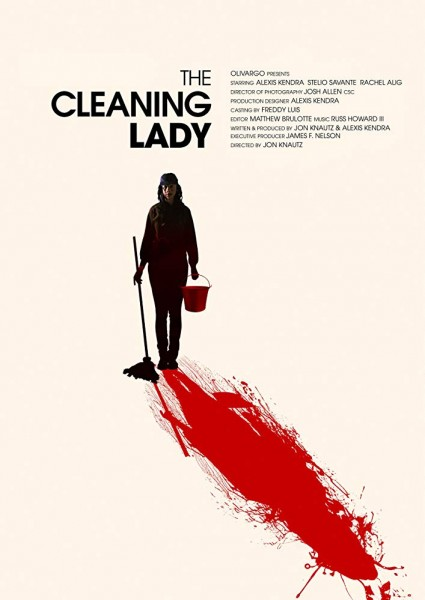 News: THE CLEANING LADY - Trailer