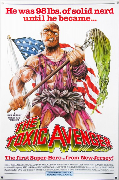 News: THE TOXIC AVENGER - Remake geplant