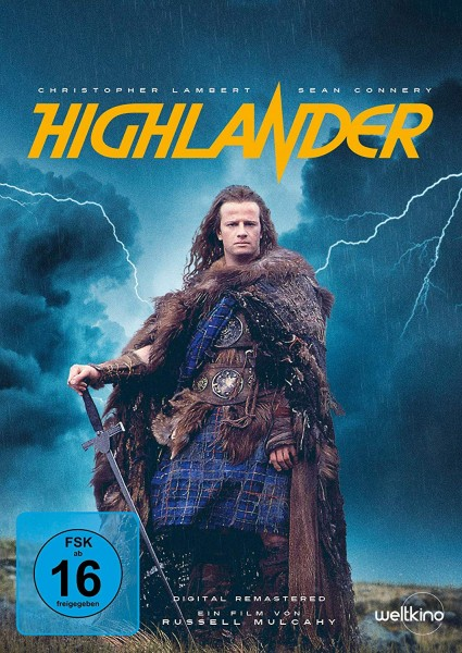Classic-Review: HIGHLANDER (1986)