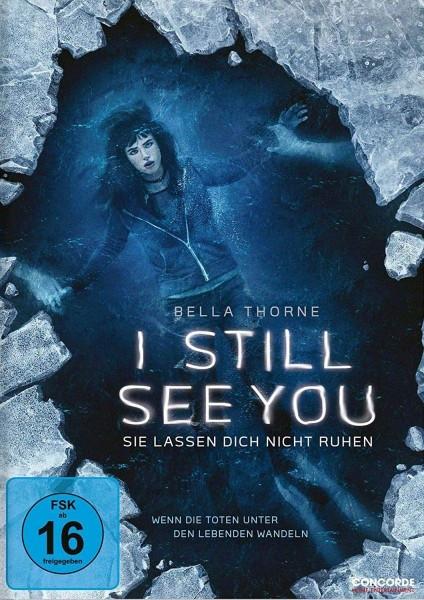 Review: I STILL SEE YOU - SIE LASSEN DICH NICHT RUHEN (2018)