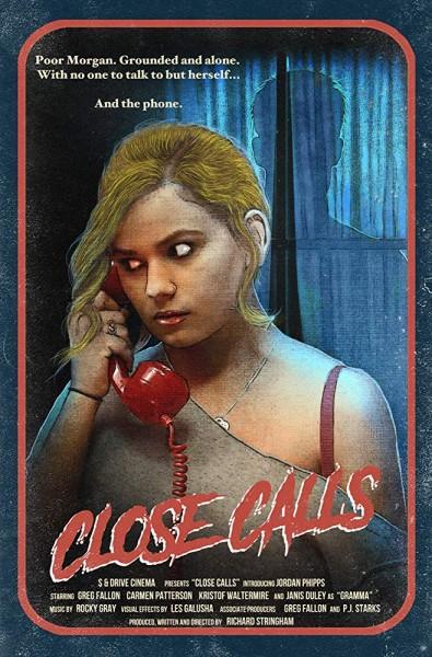 News: CLOSE CALLS - Trailer zur 80er Horror Homage