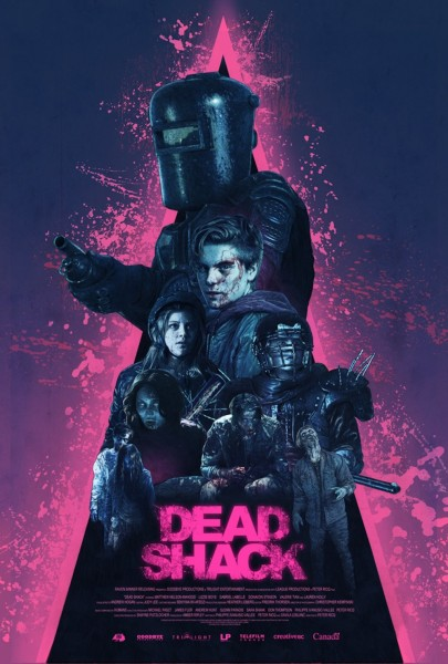 News: DEAD SHACK - Trailer zur Zombie- & Kannibalenkomödie im 80er Stil