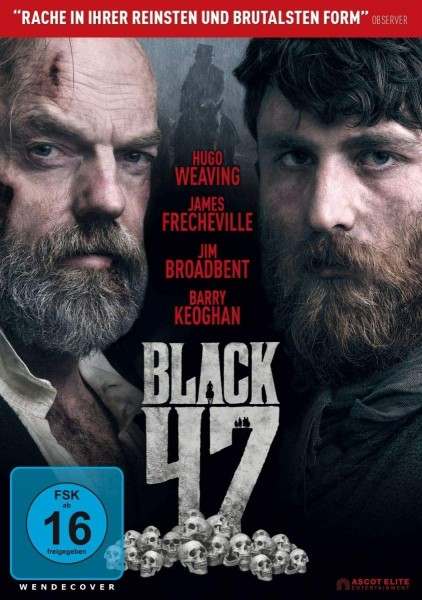 Review: BLACK 47 (2018)