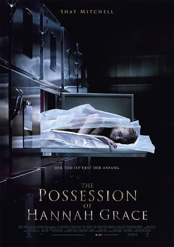 Gewinnspiel: THE POSSESSION OF HANNAH GRACE