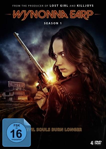 Gewinnspiel: WYNONNA EARP - 3 Blu Rays zur Western-Horror-Serie