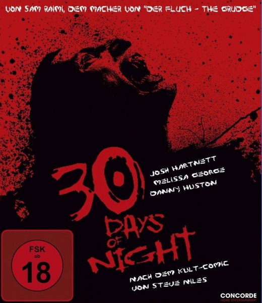 Review: 30 DAYS OF NIGHT (2007)
