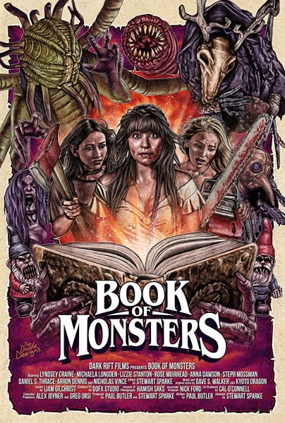 News: BOOK OF MONSTERS- Trailer zum Creature-Feature