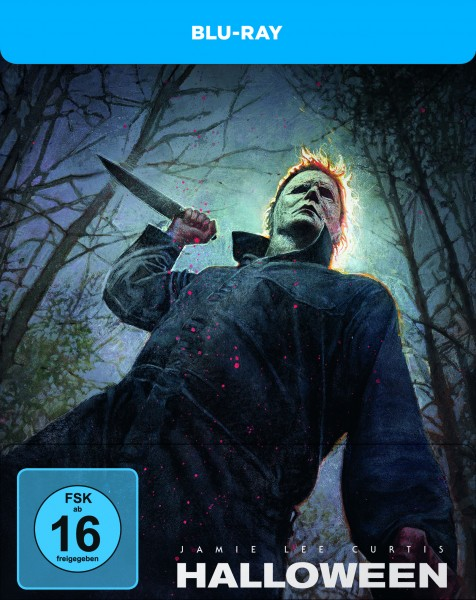 Gewinnspiel: HALLOWEEN (1x Steelbook, 2x Blu Ray)