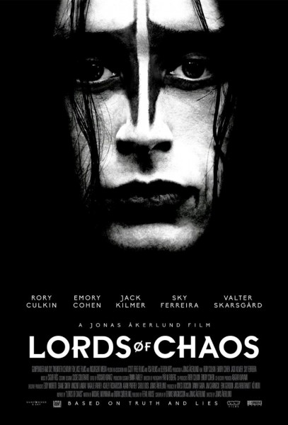 Review: LORDS OF CHAOS (2018)