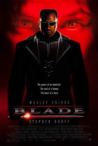 News: R-Rated BLADE mit Wesley Snipes geplant?