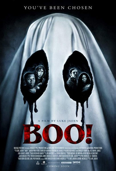 News: BOO! - Trailer