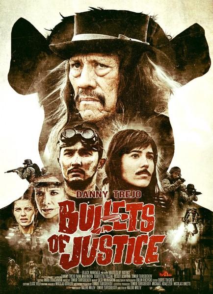 News: BULLETS OF JUSTICE - Danny Trejo gegen Schweine-Mensch Hybride