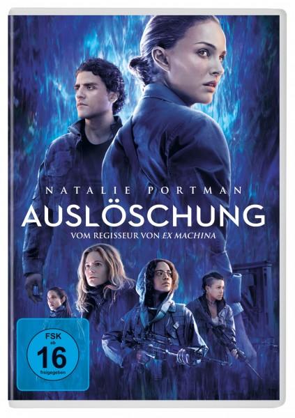 Gewinnspiel: AUSLÖSCHUNG (2 DVDs, 1 Blu Ray)