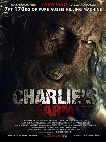 Review: CHARLIE'S FARM (2014)