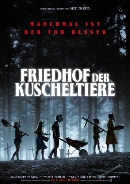 Review: FRIEDHOF DER KUSCHELTIERE (2019)