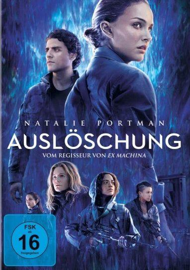 Review: AUSLÖSCHUNG (2018)