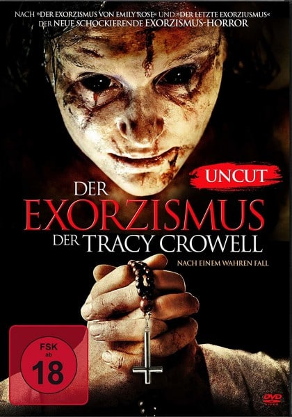 der exorzismus der Tracy crowell cover