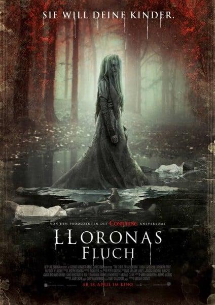 Gewinnspiel: LLORONAS FLUCH - wir verlosen 2x 2 Kinotickets