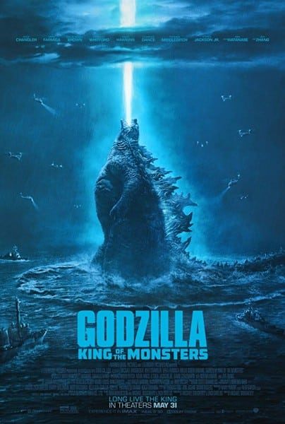 Review: GODZILLA 2: KING OF THE MONSTERS (2019)