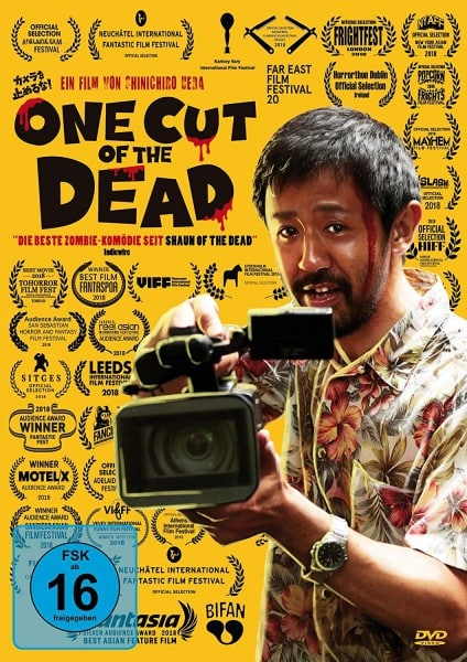 Review: ONE CUT OF THE DEAD (2017)